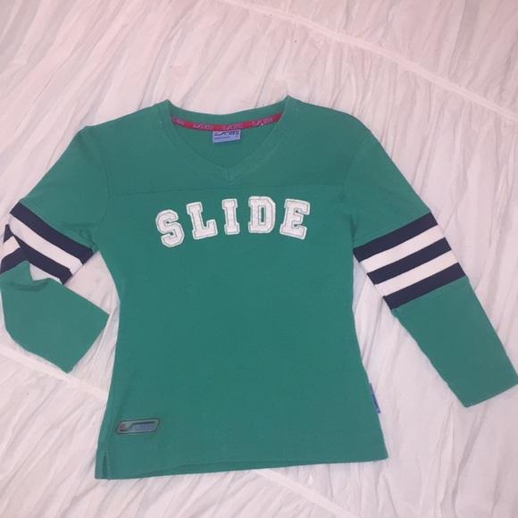 SLIDE Tops - Australian Vintage Top